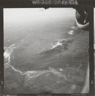 Tokositna Glacier, aerial photograph FL 58 R-20, Alaska