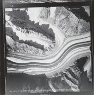 Mount Russell, aerial photograph FL 58 V-1, Alaska