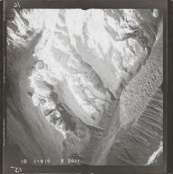 Kahiltna Glacier, aerial photograph FL 58 V-15, Alaska