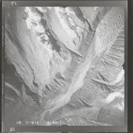 Kahiltna Glacier, aerial photograph FL 58 V-16, Alaska