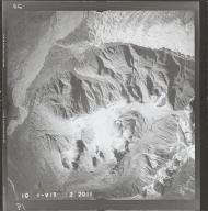 Tokositna Glacier, aerial photograph FL 58 V-19, Alaska
