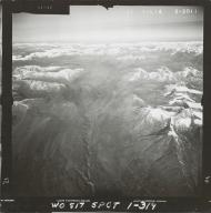 Possibly Skwentna Valley, aerial flight L 59 L-14, Alaska