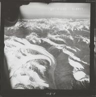 Alaska Range, aerial photograph FL 68 L-53, Alaska
