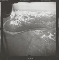 Alaska Range, aerial photograph FL 68 L-65, Alaska