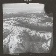 Ch'akajabena Lake, aerial photograph FL 68 R-42, Alaska