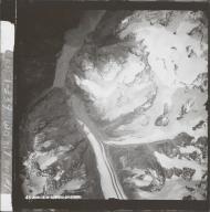 Alaska Range, aerial photograph FL 68 V-46, Alaska