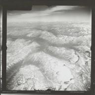 Iliamna Volcano, aerial photograph FL 72 R-20, Alaska