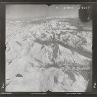 Maclaren Glacier, aerial photograph FL 80 R-44, Alaska