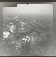Mount Waskey, aerial photograph FL 84 R-43, Alaska