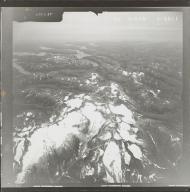 Mount Waskey, aerial photograph FL 84 R-45, Alaska