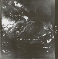 Mount Waskey, aerial photograph FL 84 V-46, Alaska