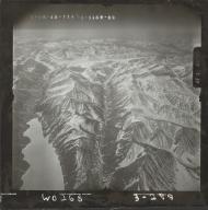 Mount Chamberlin, aerial photograph FL 101 R-82, Alaska