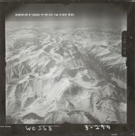 Mount Chamberlin, aerial photograph FL 101 R-85, Alaska