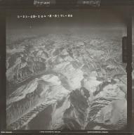 Unknown glacier near McCall Glacier, aerial photograph FL 103 L-66, Alaska