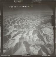 Unknown glacier near McCall Glacier, aerial photograph FL 103 L-68, Alaska