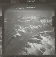 Mount Michelson, aerial photograph FL 103 R-61, Alaska