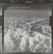 Mount Chamberlin, aerial photograph FL 103 R-78, Alaska