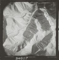 McCall Glacier, aerial photograph FL 104 V-38, Alaska