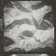 McCall Glacier, aerial photograph FL 104 V-39, Alaska