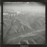 Mount Michelson, aerial photograph M 144 1017RT, Alaska