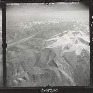 Mount Michelson, aerial photograph M 144 1025RT, Alaska
