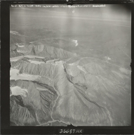 Unknown glacier, aerial flight M 144 901RT, Alaska