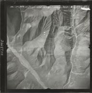 Hubley Glacier drainage, aerial photograph M 144 901VT, Alaska