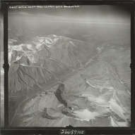 Mount Michelson, aerial photograph M 144 908RT, Alaska