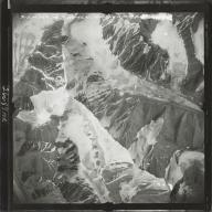 Okpilak Glacier, aerial photograph M 144 912VT, Alaska