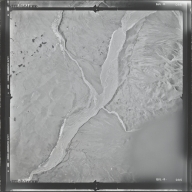 Mount Sanford, aerial photograph GUL 8-095, Alaska