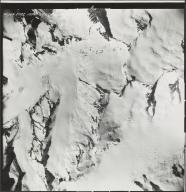 Maclaren Glacier, aerial photograph M 860 103, Alaska