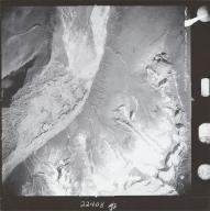 Susitna Glacier, aerial photograph M 860 111, Alaska