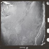 Susitna Glacier, aerial photograph M 860 128, Alaska