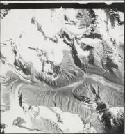 Maclaren Glacier, aerial photograph M 860 136, Alaska