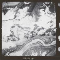 Susitna Glacier, aerial photograph M 860 155, Alaska