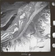Susitna Glacier, aerial photograph M 860 158, Alaska