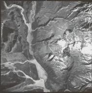 Canwell Glacier, aerial photograph M 860 94, Alaska