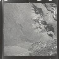 West Fork Glacier, aerial photograph M875 91, Alaska