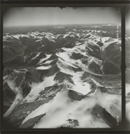 Romanzof Mountains, aerial photograph TRM 024, Alaska