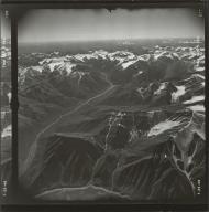 Jago River Drainage, aerial photograph TRM 027, Alaska