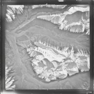 West Fork Glacier, aerial photograph M 468 7, Alaska
