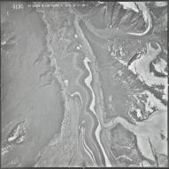 Yentna Glacier, aerial photograph M 628 0135, Alaska