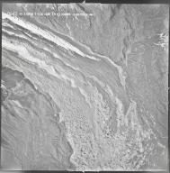 Ruth Glacier, aerial photograph M 128B 42, Alaska