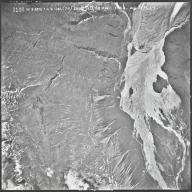 Trimble Glacier, aerial photograph M 134A 100, Alaska