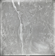 Chistochina Glacier, aerial photograph M 4F5 149, Alaska