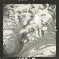 Yanert Glacier, aerial photograph M 4F5 25, Alaska