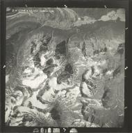 Yanert Glacier, aerial photograph M 4F5 9, Alaska