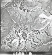 Robertson Glacier, aerial photograph M 4G10 188, Alaska