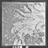 Mount Drum, aerial photograph M 231 8098, Alaska
