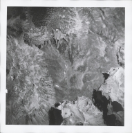 Saint Vrain Glacier, aerial photograph FAM 3120 15, Colorado
